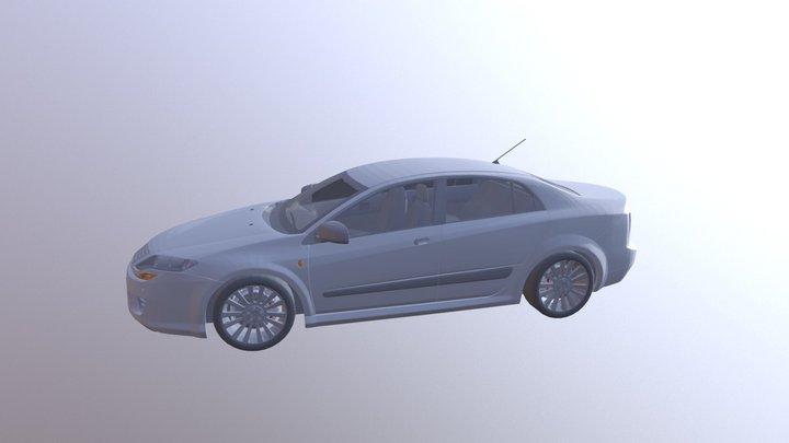 Dosch 3D - Car Details V2 - 3DS 3D Model