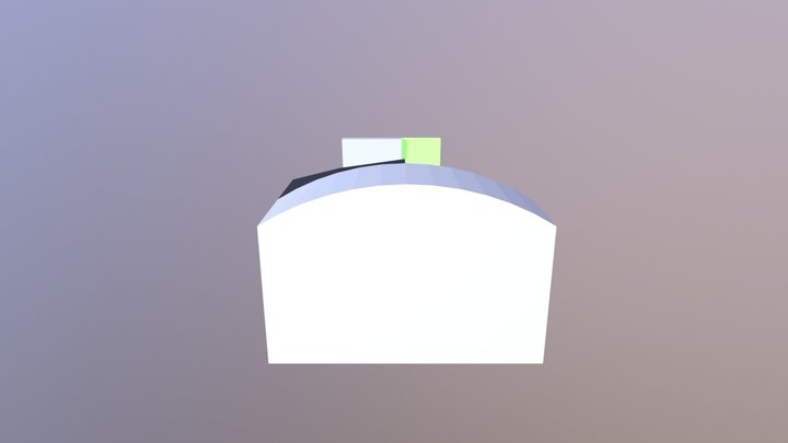 завер 3D Model