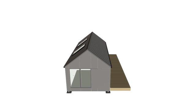 Microhouse 3D Model