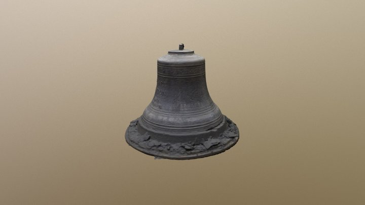 Whitechapel Final Bell 3D Model