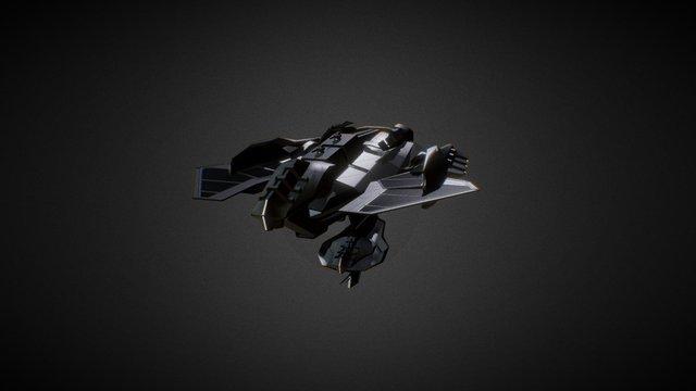 Satyr / Senyo Concept 3D Model