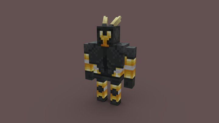 nether_knight 3D Model