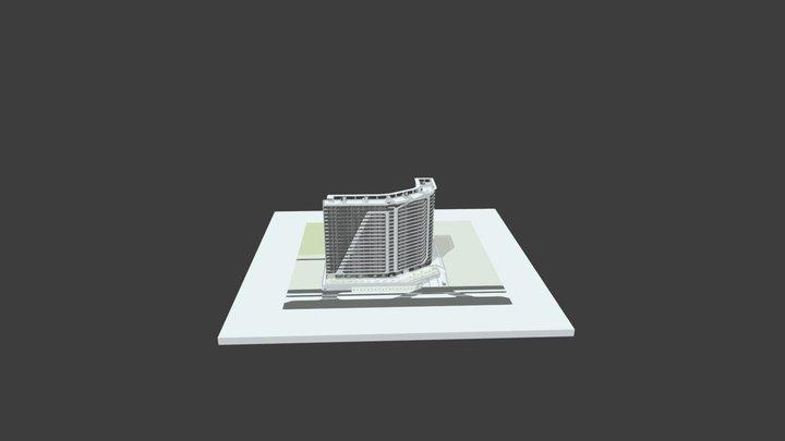 Maqueta Woha 3D Model