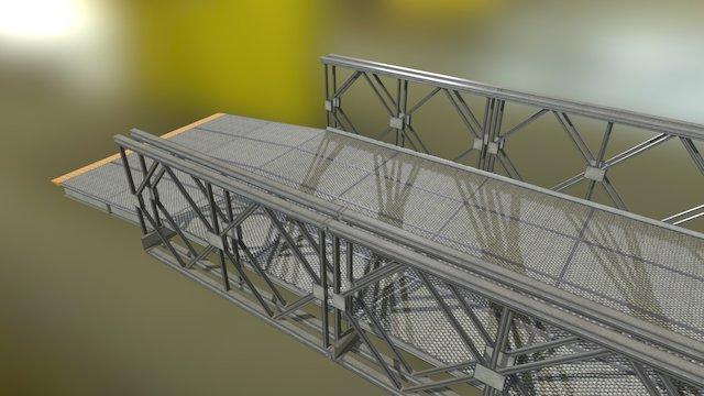 MabeyJohnsonBridge 3D Model