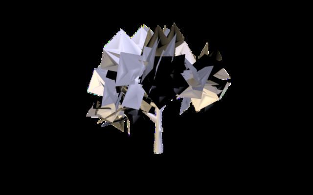Arbre 1 3D Model