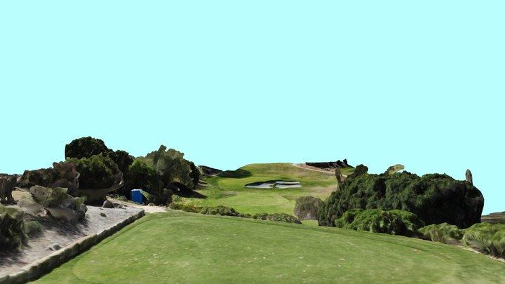 Hole 9 - Latrobe 3D Model
