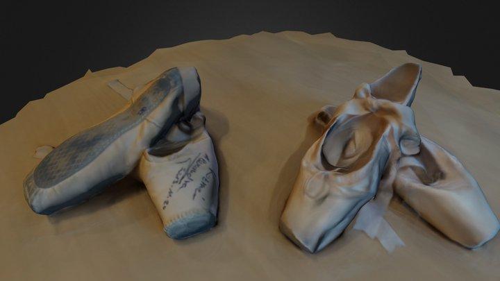 Balett 3D Model