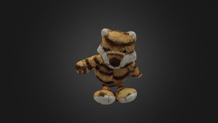 Stuffed 3D Model