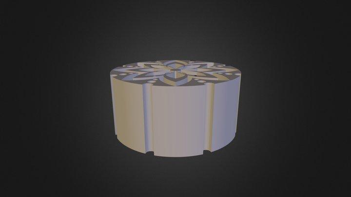 מנדלה  גיא ברדה 3D Model