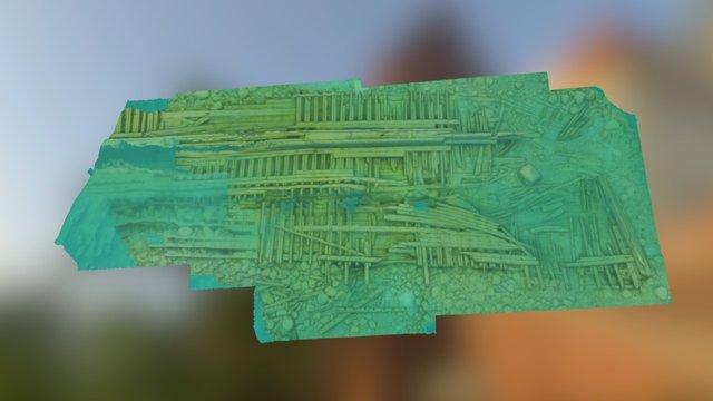 Portland Shipwreck_1080p60 3D Model