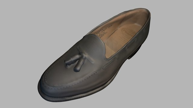 elegant shoe 3D Model