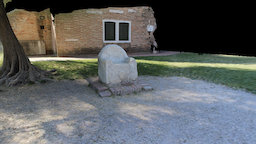 Trono di Attila (Torcello), modello 3D 3D Model