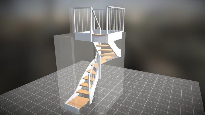 3D Visning 3D Model