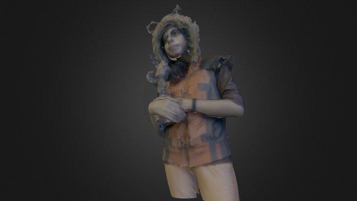 Rocket Jennie 3D Model