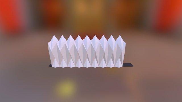 Pasillo 3D Model