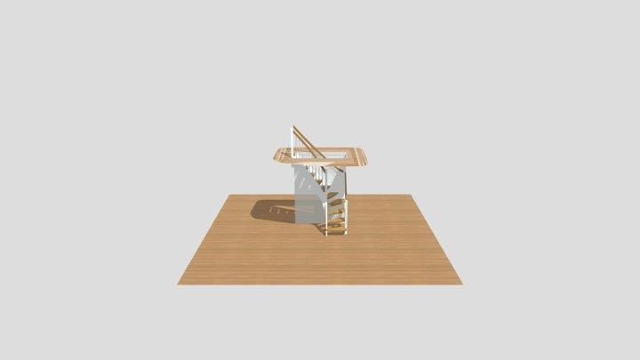 Nyren 3D Model