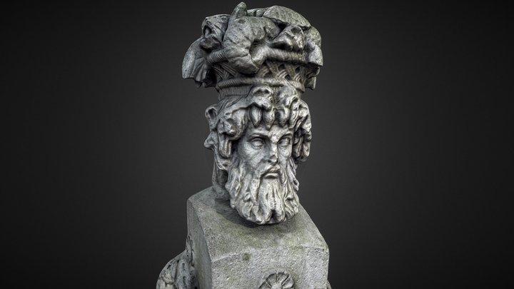 Neptune - Parc de Procé 3D Model