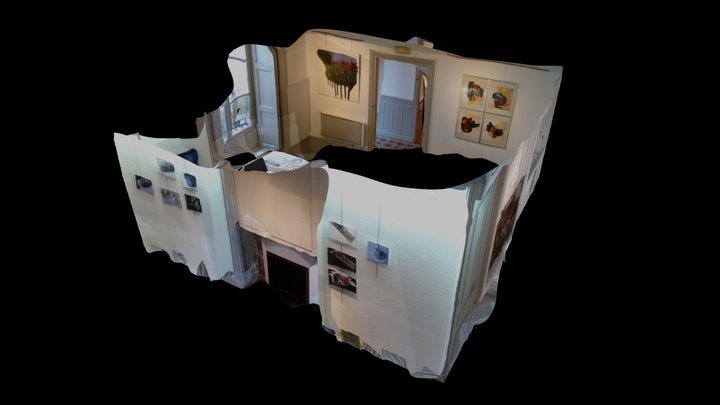maisonpana1droitok 3D Model