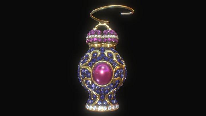 JEWELRIA_06 3D Model