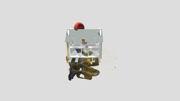 Absari 02 3D Model
