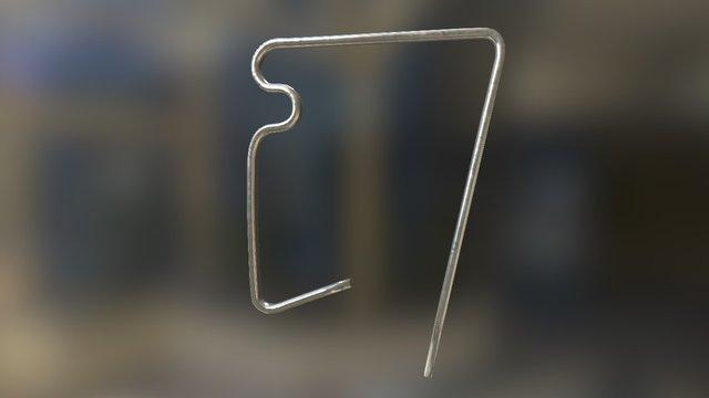 Clip #8043 3D Model