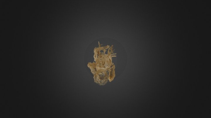 san giacomo statua 1 VSFM+PMVS Liv. 0 3D Model
