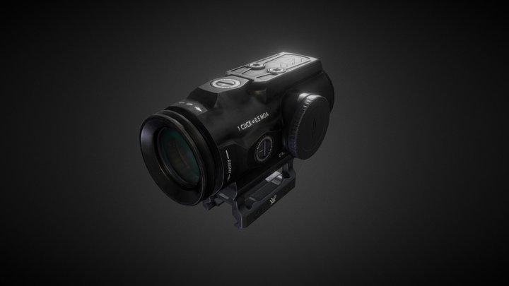 Vortex Spitfire HD Gen2 X5 3D Model