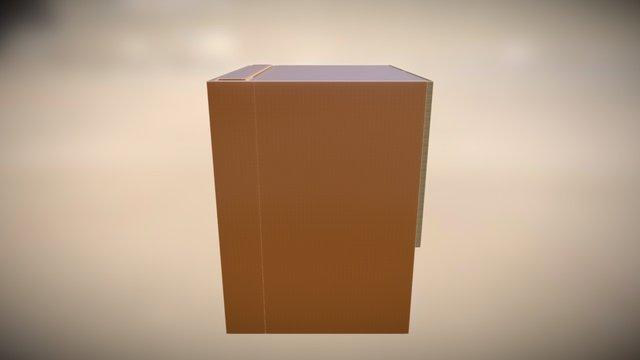 001 3D Model