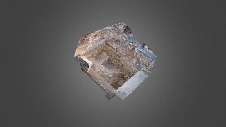 Fouille Cave 3D Model