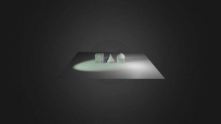 Mesh Tool Project 3D Model