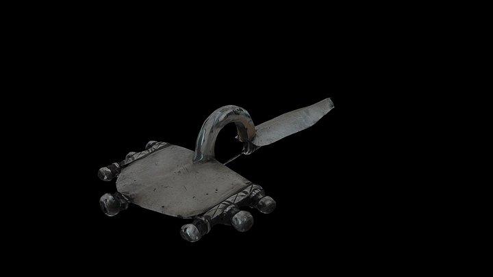 Fibula 3D Model