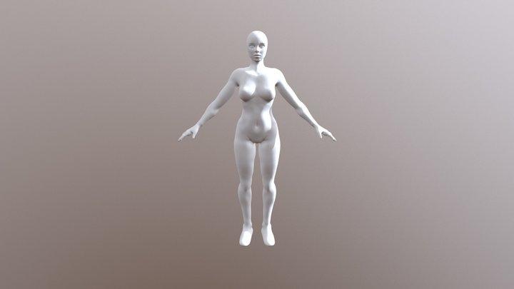 Lowpolyver 3D Model