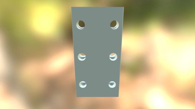 Slide Beam0824-048 3D Model