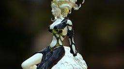 Aura StemPunk 3D Model