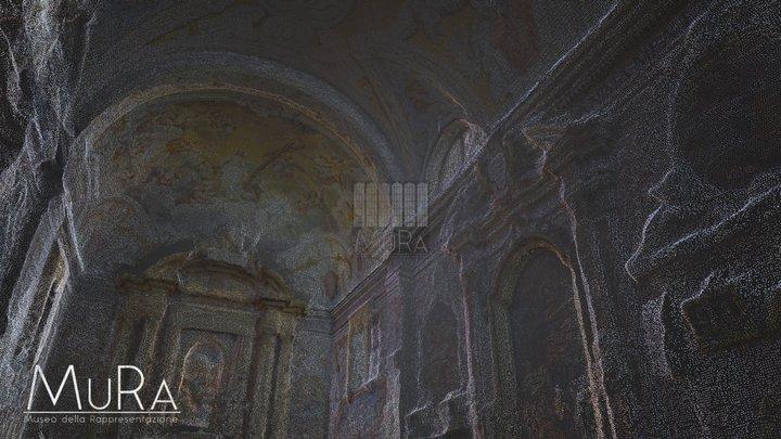 Chiesa Santa Maria del Suffragio,Acireale,Italy 3D Model