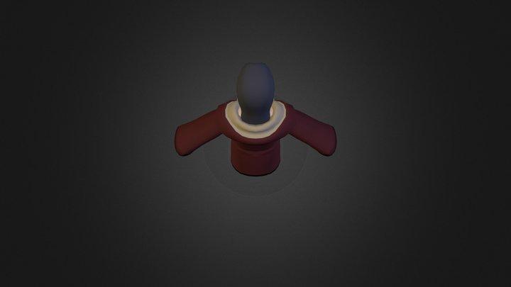 EDO Itachi 3D Model