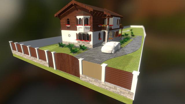 VBS 3 3D Model