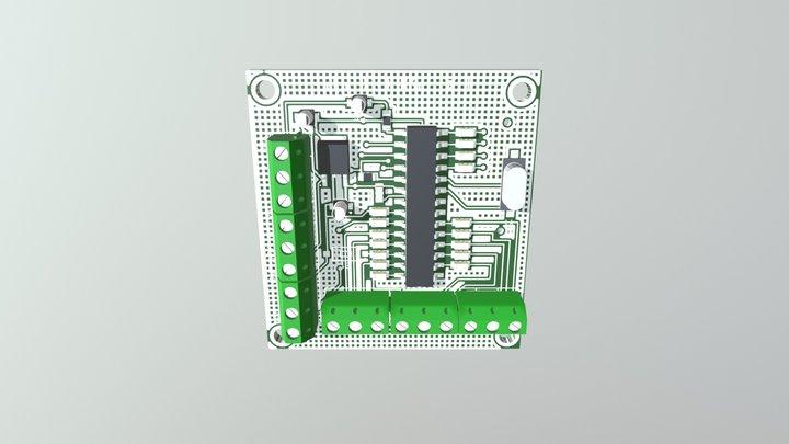 ГОВОРИЛКА 3D Model