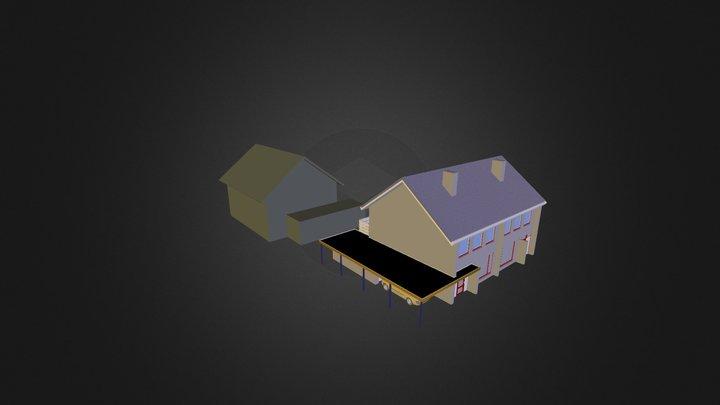 Fuutlaan 8 3D Model