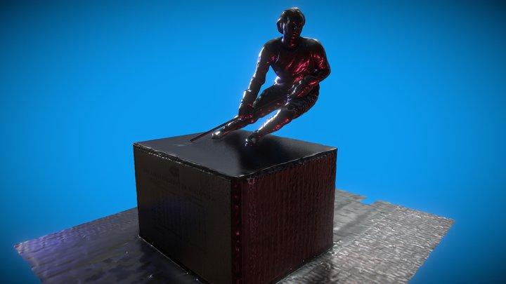 Guy Lafleur 3D Model