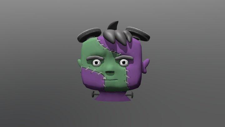 Frankie 3D Model