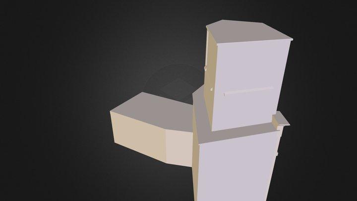 city road stl 3D Model