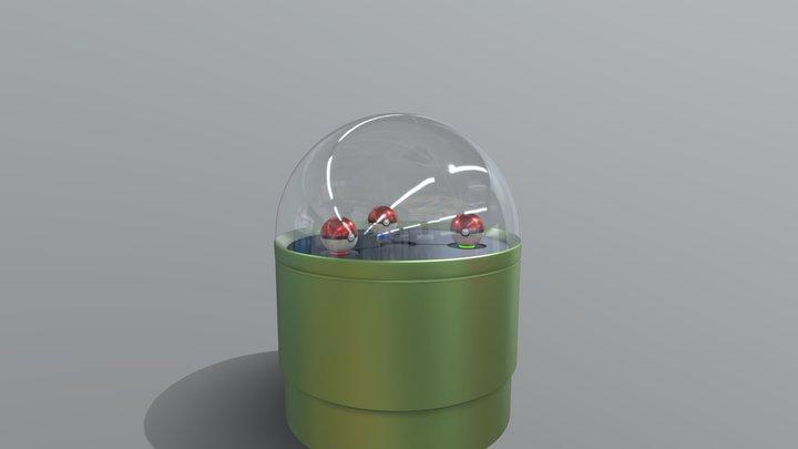 Pokemon, I Choose You! 3D Model