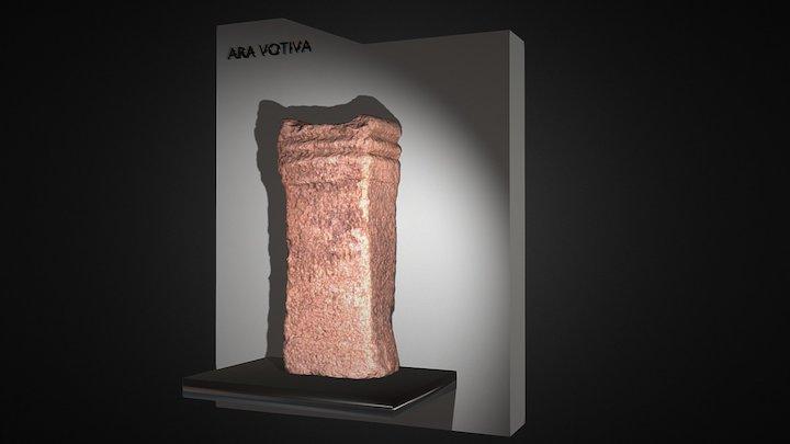 ARA VOTIVA I 3D Model