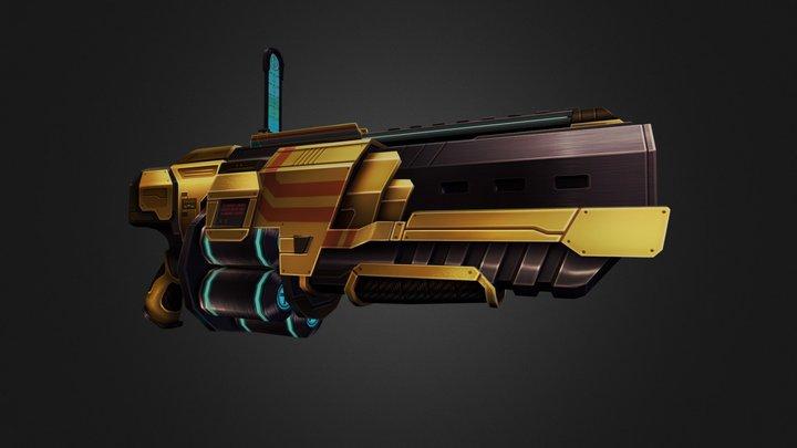 Skyhammer 3D Model