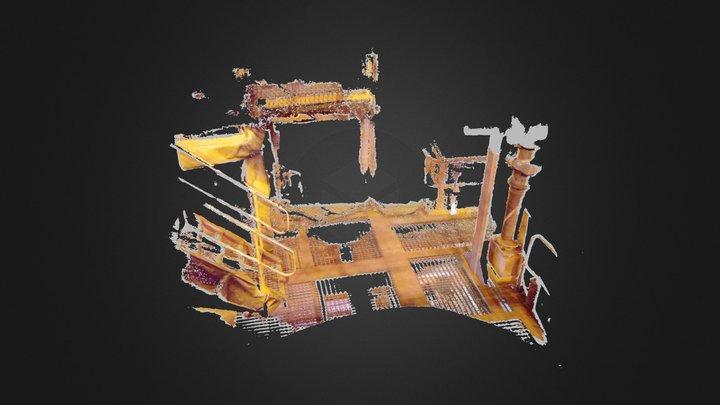 Ferro Recycler location 3D Model