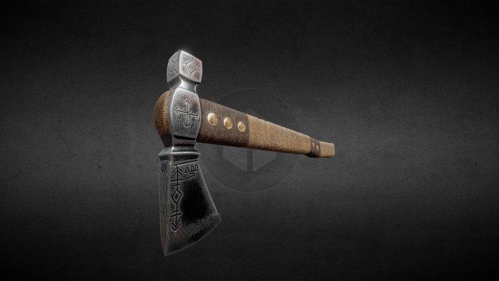 Tomahawk 3D Model