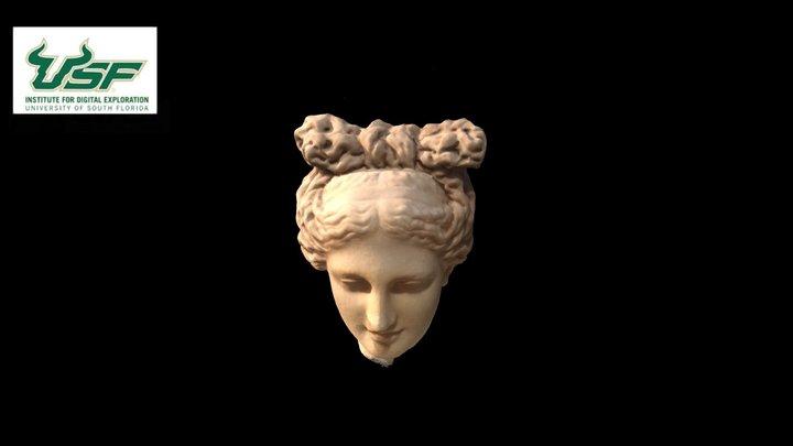 Head of Aphrodite (Santa Barbara Museum of Art) 3D Model