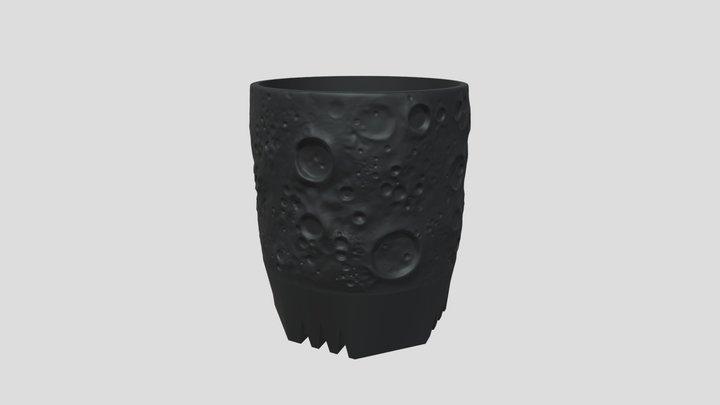 SSN prototype pot #07 3D Model