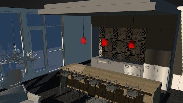 2905 6th Floor 3D Model